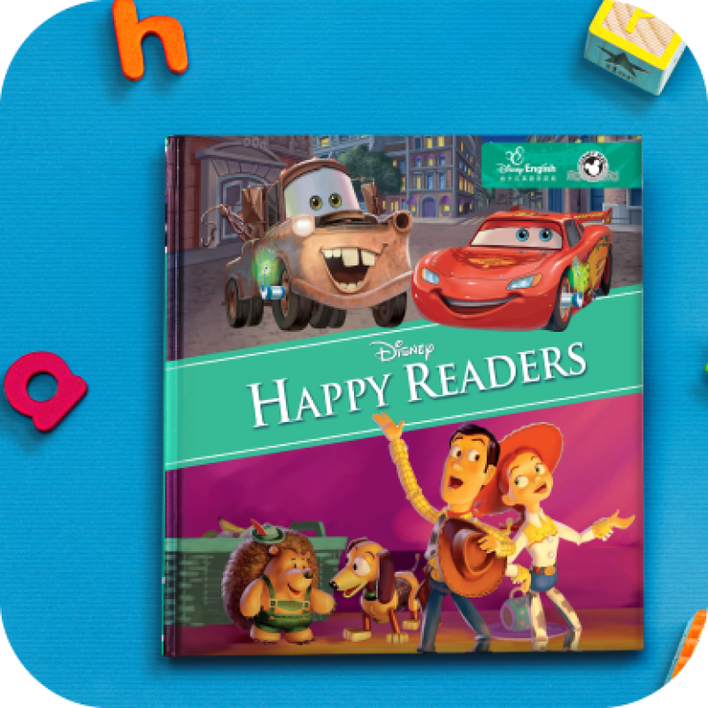 Disney Happy Readers